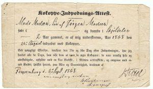 mads-madsen-kokoppe-attest-1868